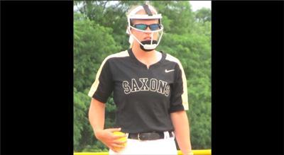 Former Langley High softball player