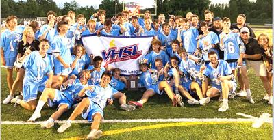 Yorktown team shot lacrosse champs