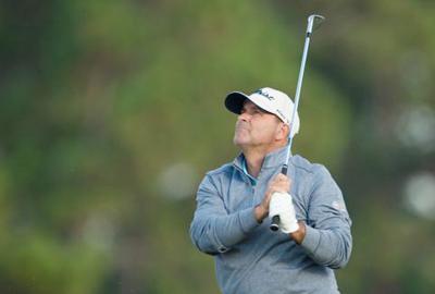 Golfer Brendan McGrath
