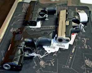 guns generic