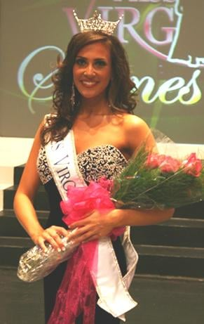 W-L Grad Wins Miss Virginia Crown, Will Compete for Miss
