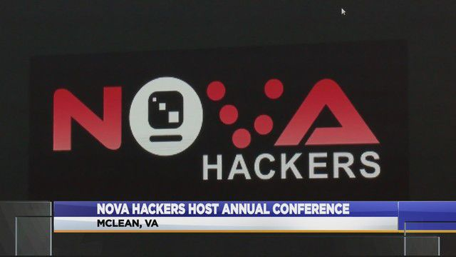 NoVA Hackers collaborate and compete at annual conference
