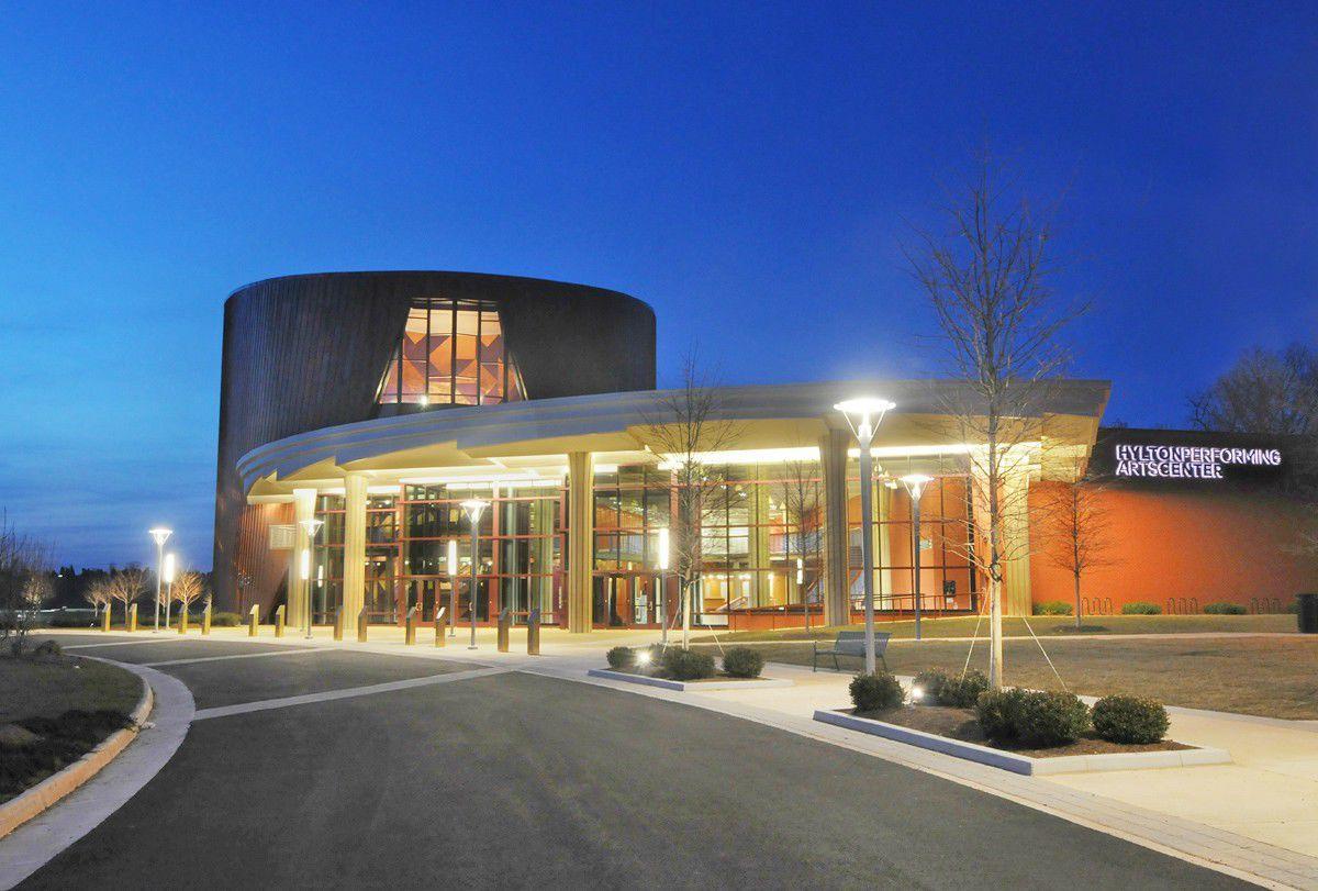 Hylton Performing Arts Center at George Mason University Manassas Campus