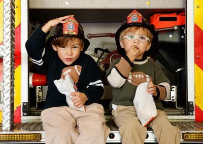 Arlington fire station open house 3 2016