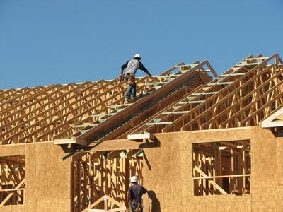 Roof Walk Home Building Generic New Homes Construction