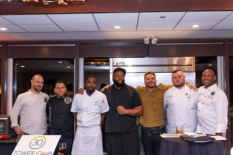 Tysons Chefs Battled for Top Honors in 'Tysons Challenge'