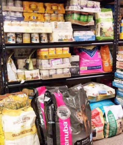 Prince William Humane Society offering pet food for federal employees