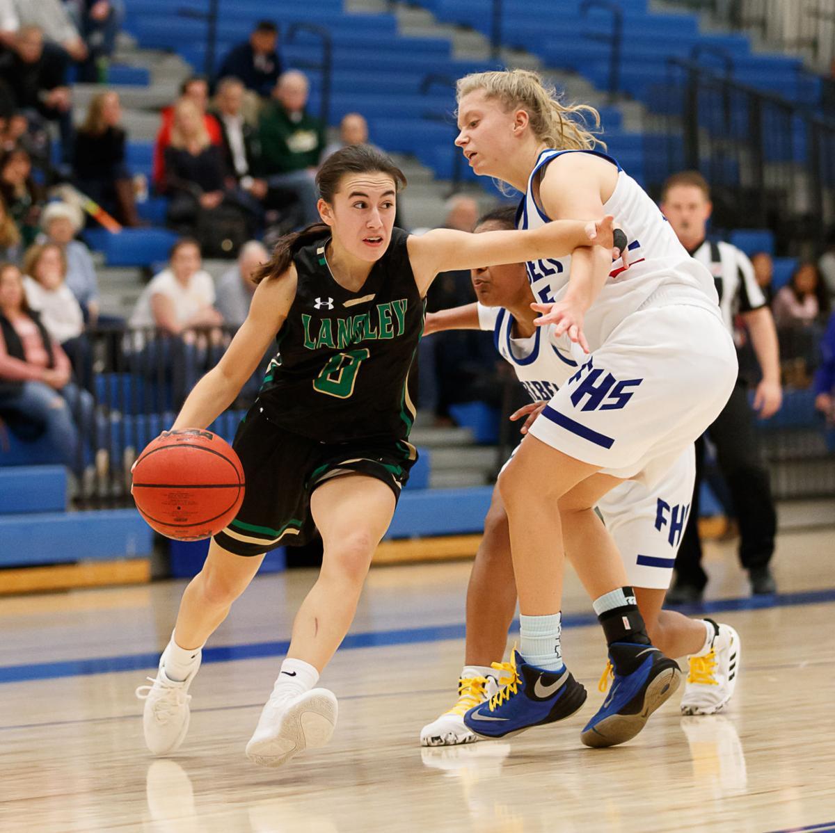 Langley girls basketball 4