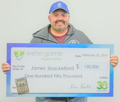 Change from cup of coffee brings $150,000 lottery win