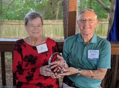 Ted Moriak Unsung Virginian Award