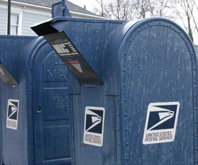 generic mail box USPS postal service