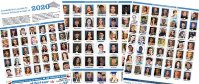 High school graduate photos InsideNoVa 2020