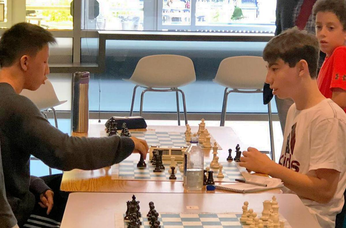 Rising chess stars square off in local competition | People