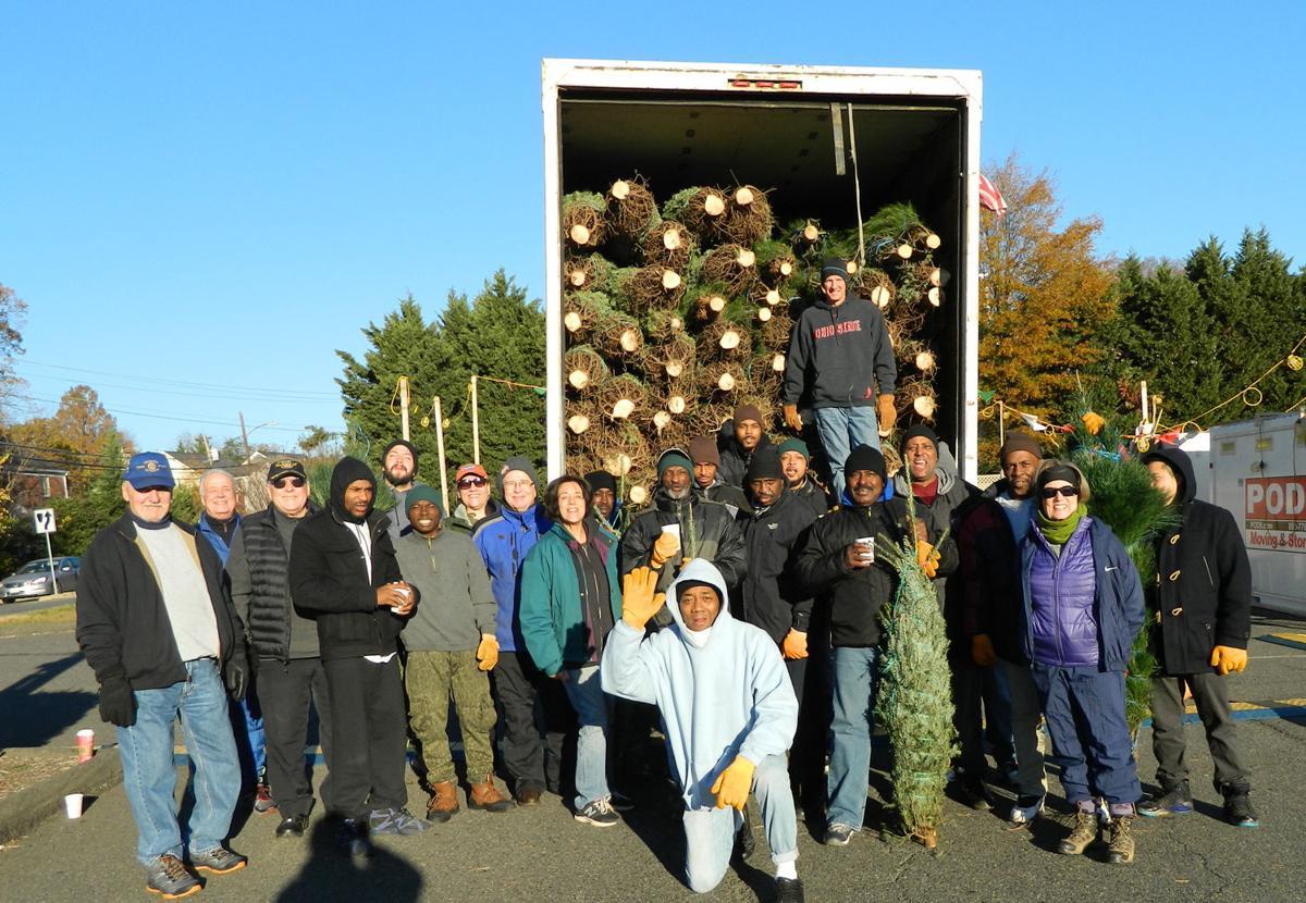 Arlington Optimist Christmas-tree Stand Reaches 70-year