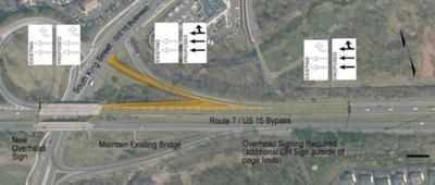 Leesburg bypass improvement project
