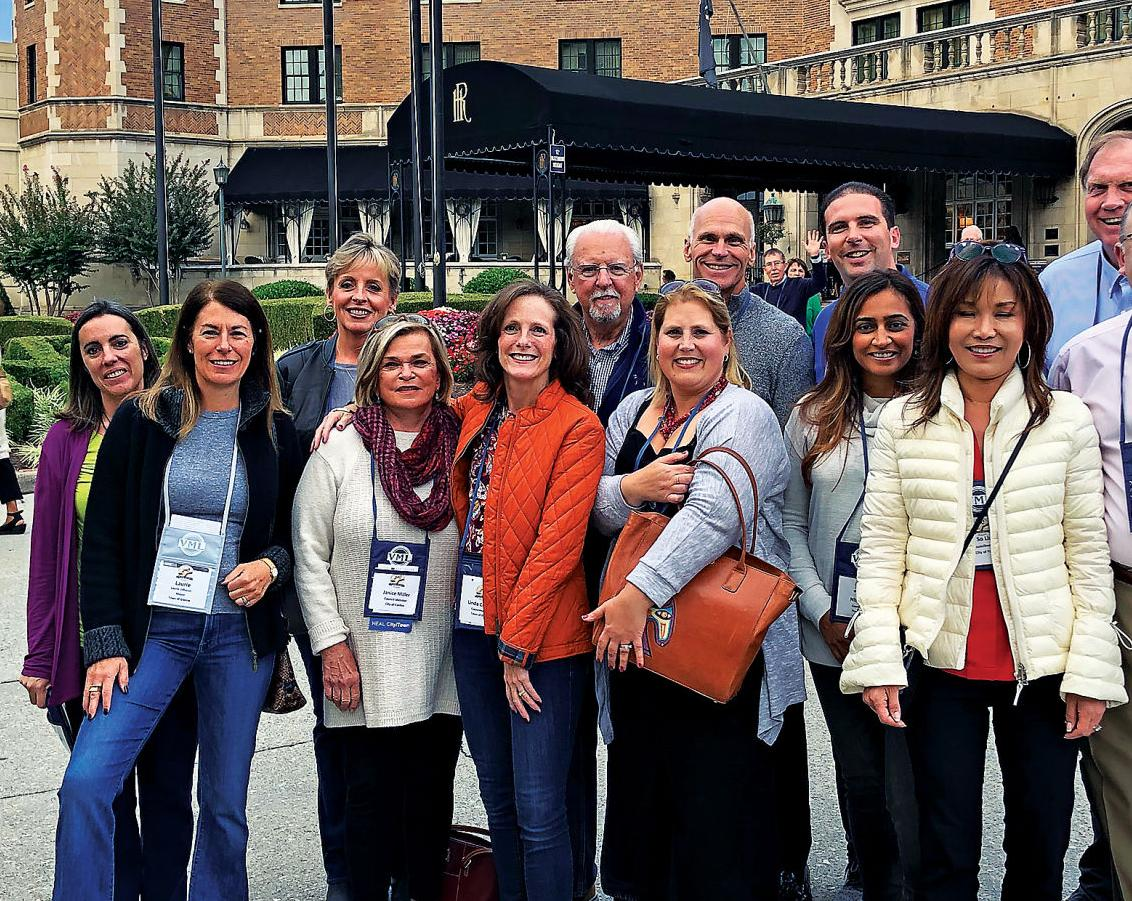 Vienna officials come back energized from state conference 1