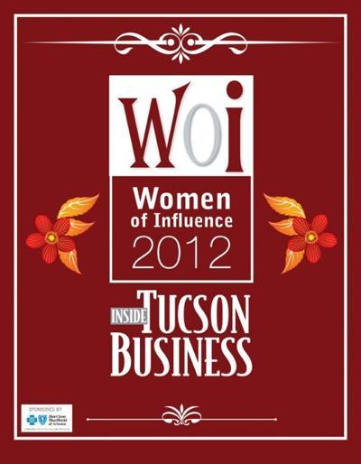 Women of Influence 2012