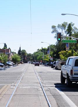 Four areas targeted for transit oriented development
