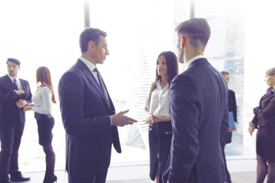 Business Casual: How to Make Small Talk | Financial Fix