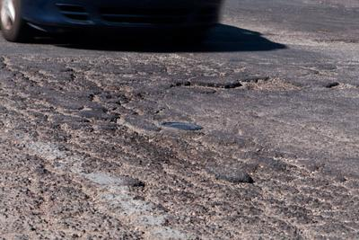 City Could Increase Street Repair Fund But Long Term Solutions