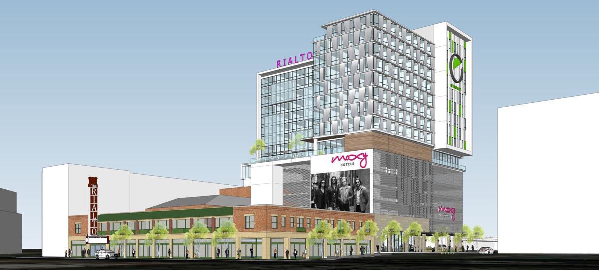 $88 million Rialto Theatre Hotel project canceled