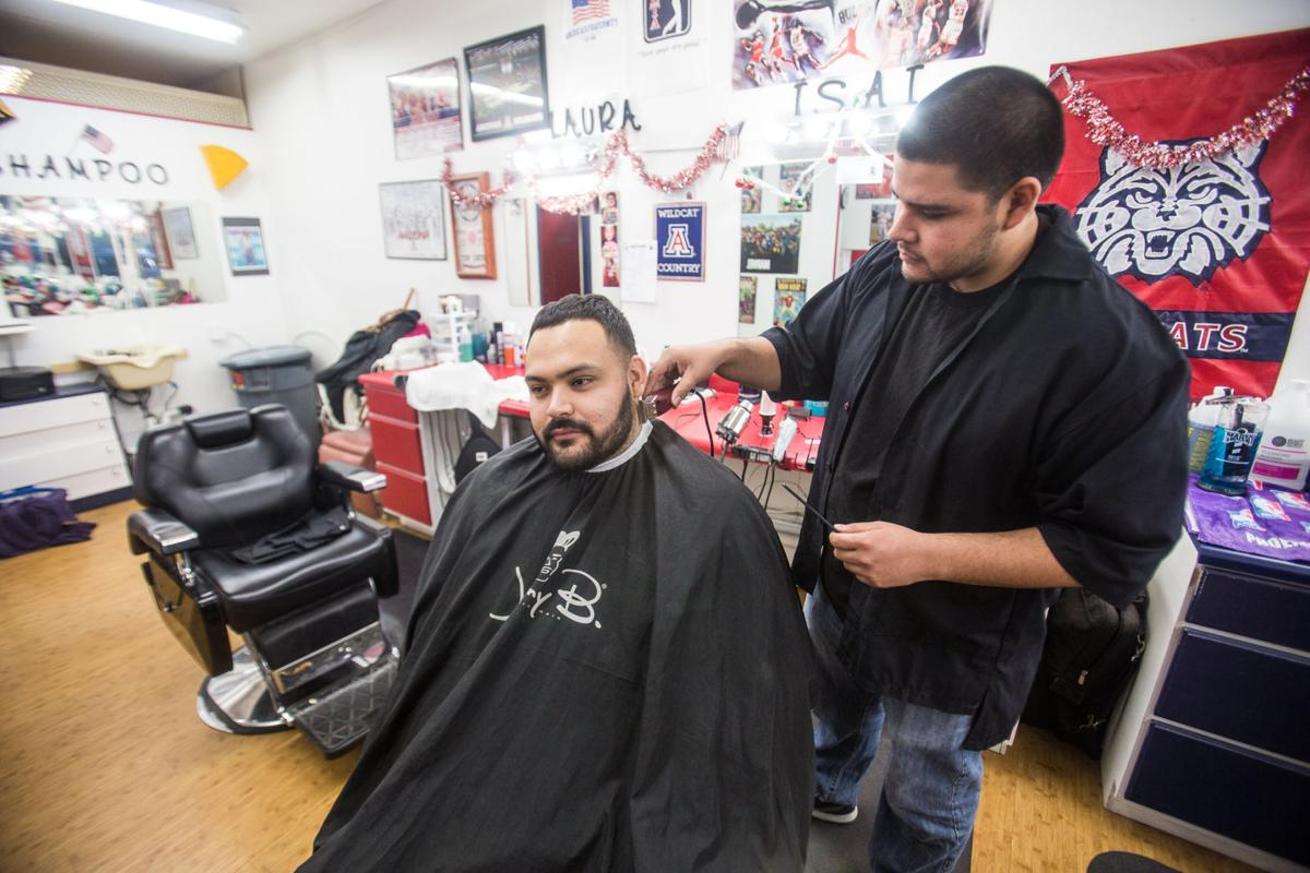 The Mens Room Brings Tradition Back To The Barber Shop News