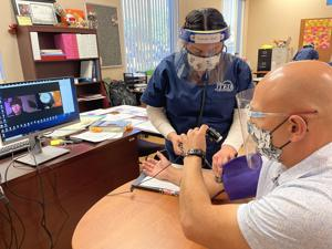 Pima JTED balances hands-on learning in a virtual year