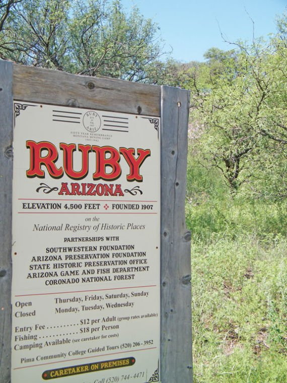 Ruby, Arizona