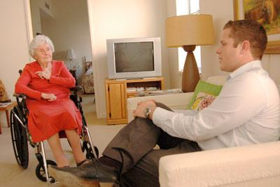 Placement service makes care choices less daunting