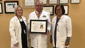 St. Mary's recognized for stroke care