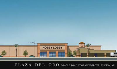 Hobby Lobby new location