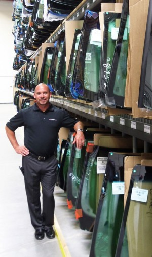 John Grimaldi Safelite Auto Glass Tucson Rockefeller Group