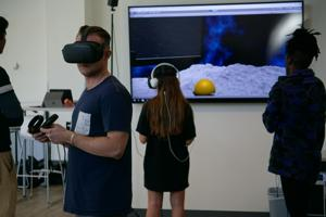 Tech Talk: VR classrooms, data management and more