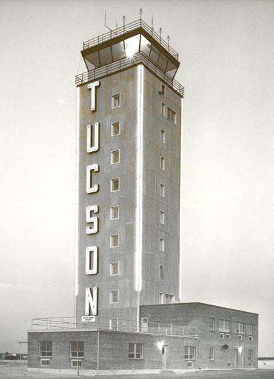 FAA looks at retiring iconic Tucson airport control tower