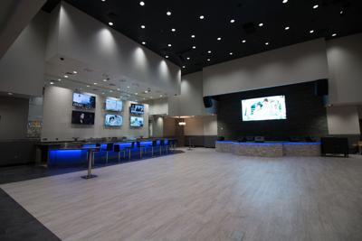 The Paradiso Lounge