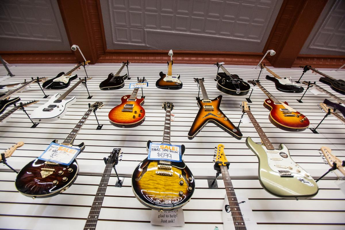 after close to a century the chicago music store remains a tucson institution news. Black Bedroom Furniture Sets. Home Design Ideas
