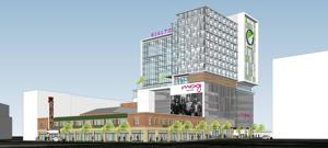 Downtown developers announce plan for a new hotel tower