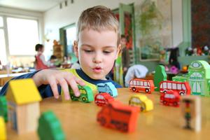 Childcare programs increasingly out of reach for low-income families