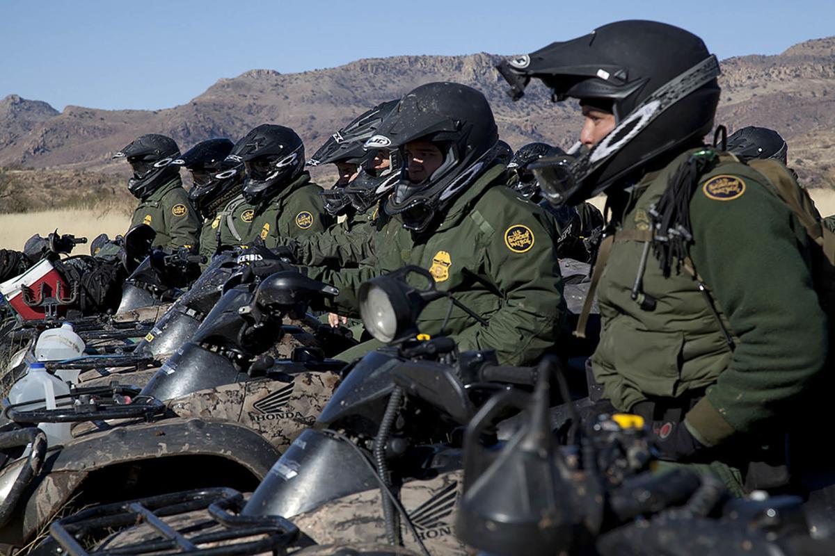 Audit: Hiring of customs, border agents better, but still falling
