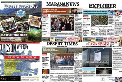 TLM Front pages