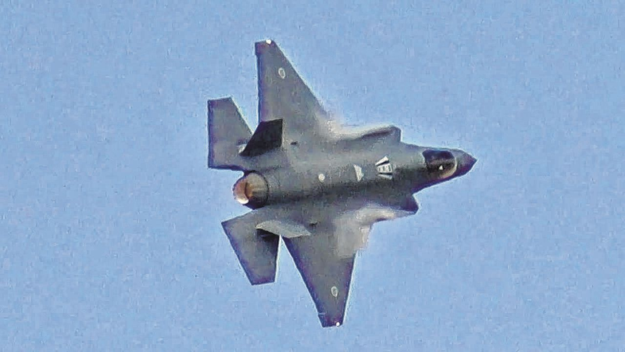 Chamber Chatter: Support Davis-Monthan's chance to house F-35s | Inside Tucson Business