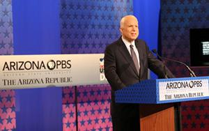 Sen. John McCain dies one year after brain cancer diagnosis, leaves legacy of leadership