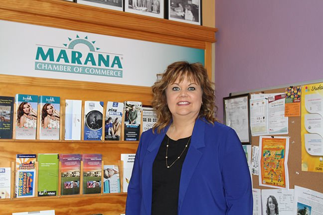 Audra Winters steps into new role as head of Marana Chamber of Commerce