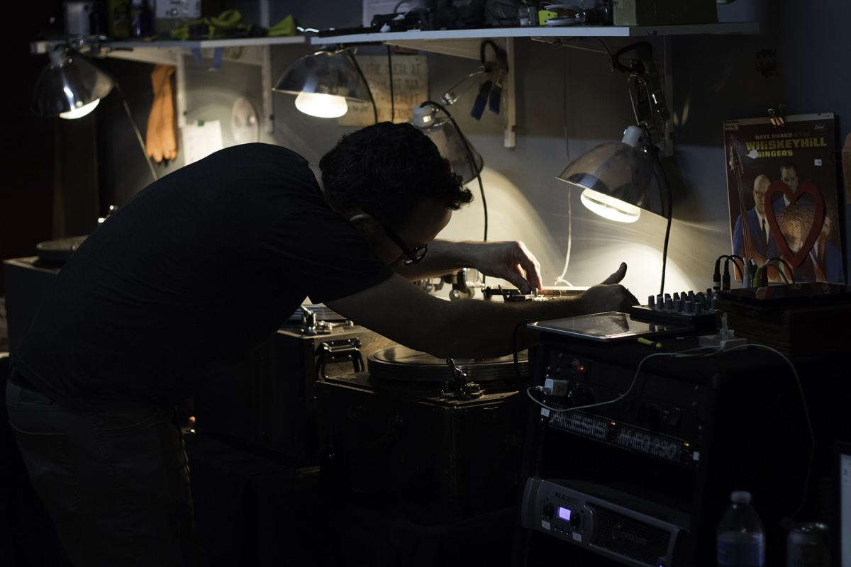 Tucson entrepreneur finds his groove making records out of unusual materials