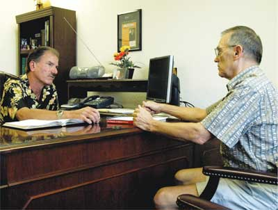 Saving retirement, one client at a time