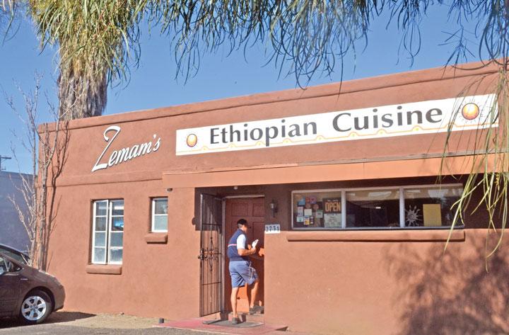 Zemams Ethiopian Cuisine