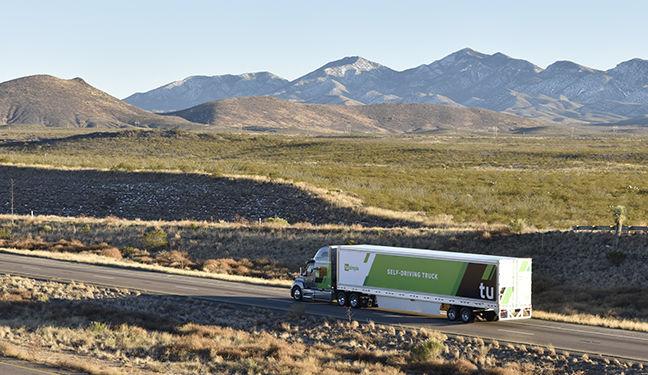 Under the hood of autonomous trucking in Tucson