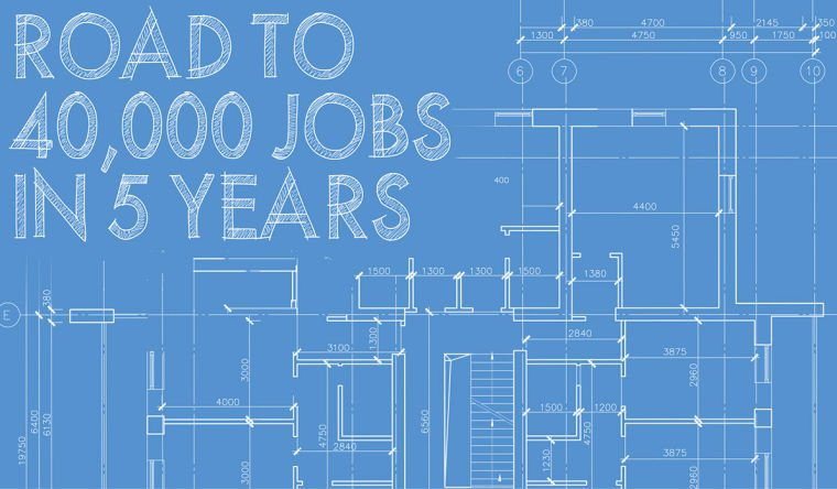 Treo blueprint looks to create 40000 jobs key to success is blueprint inside tucson business illustration malvernweather Images