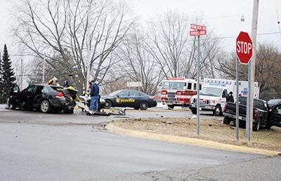 ICSO investigates three-vehicle crash   Crime   iosconews com
