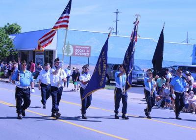 Oscoda's streets packed for 4th of July   News   iosconews com
